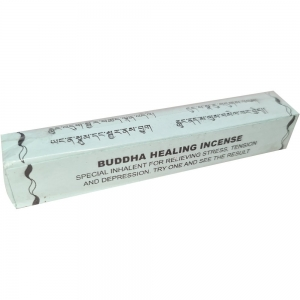 TIBETAN INCENSE - BUDDHA HEALING 12.5cm