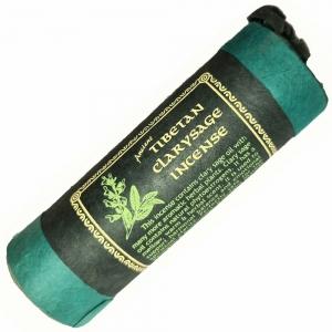 TIBETAN INCENSE - Clary Sage 30 Sticks