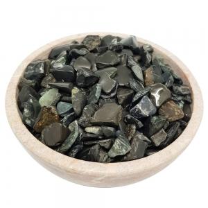 Black Tourmaline Crystal Chips 100gms