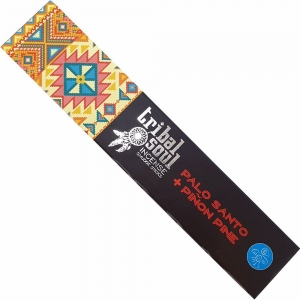Tribal Soul Palo Santo & Pine Incense 15gms