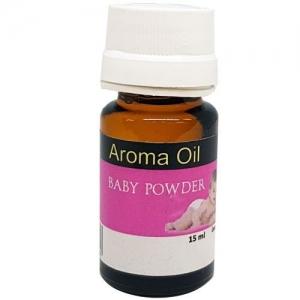 15ml Fragrant Oil - BABY POWDER