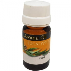 15ml Fragrant Oil - EUCALYPTUS