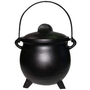 Cast Iron Cauldon 17x24cm