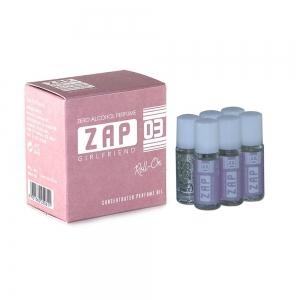 ZAP PERFUME OIL - GIRLFRIEND 3ml
