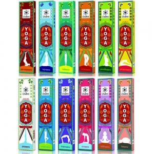 Zed Black Yoga Incense 10 Sticks